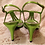 Thumbnail: Green Metallic High Heels