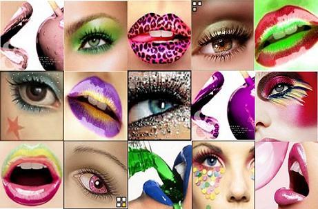 Lips, Eyes, Lips, Eyes
