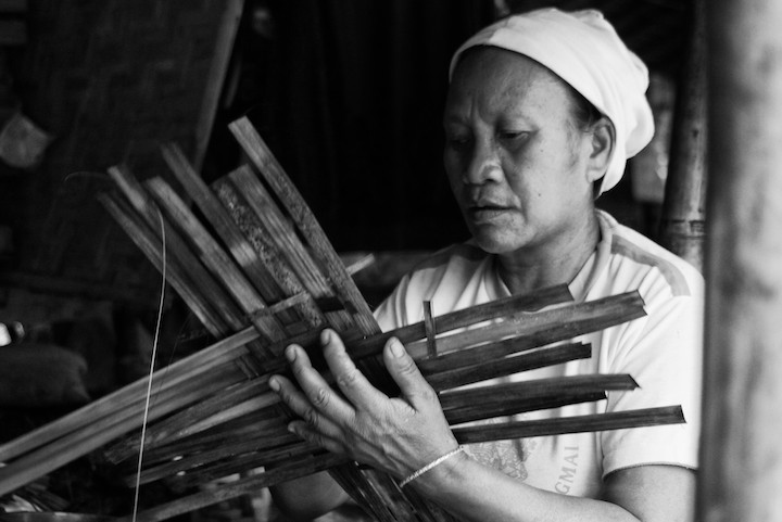 Lahu Basket Weavers