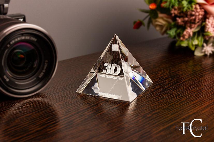 Пирамида 50х50х50