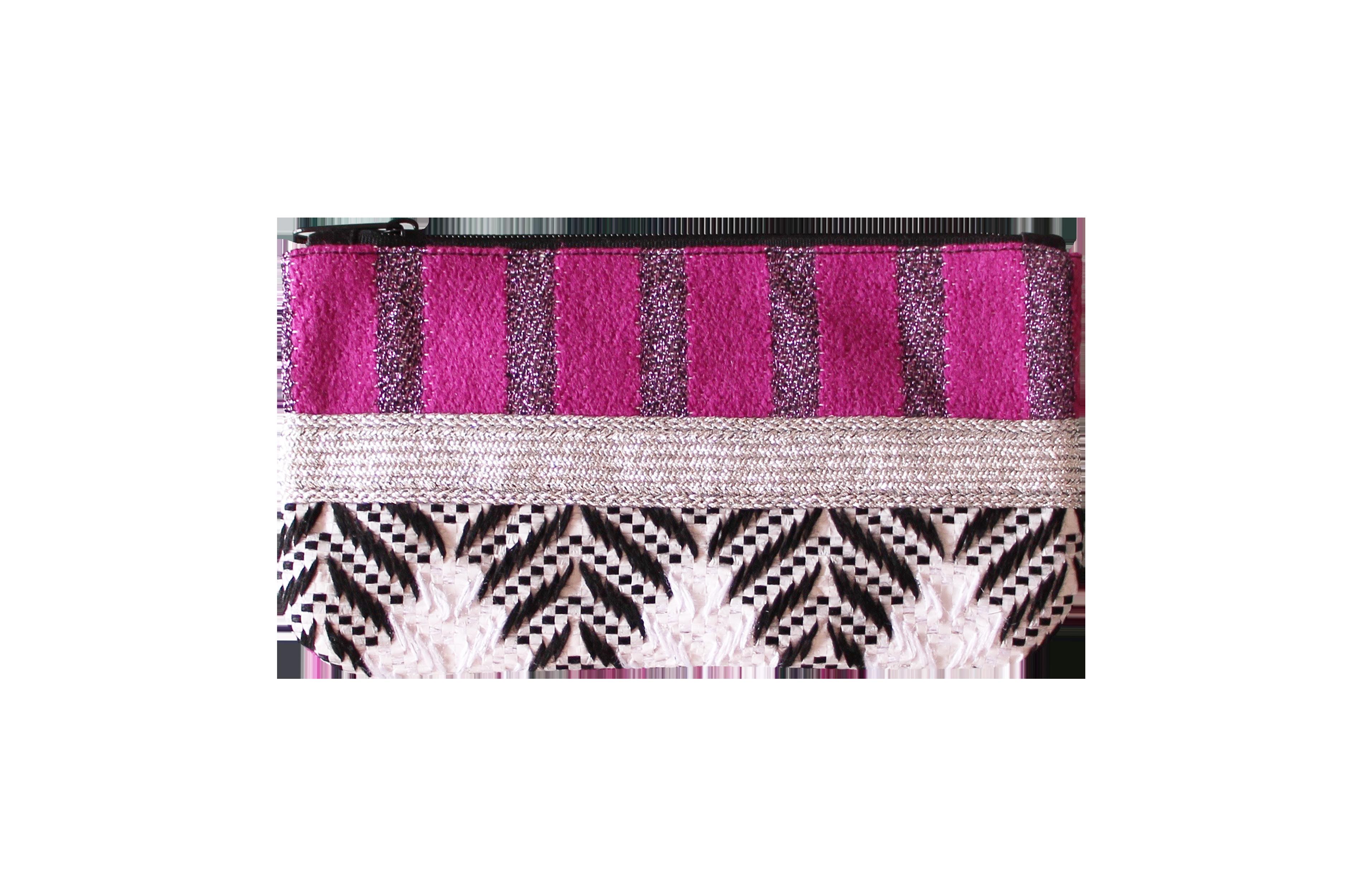 wallet violet