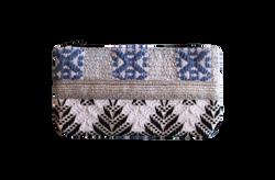 wallet bleu clair