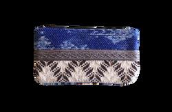 wallet bleu