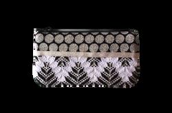 wallet petitpois silver