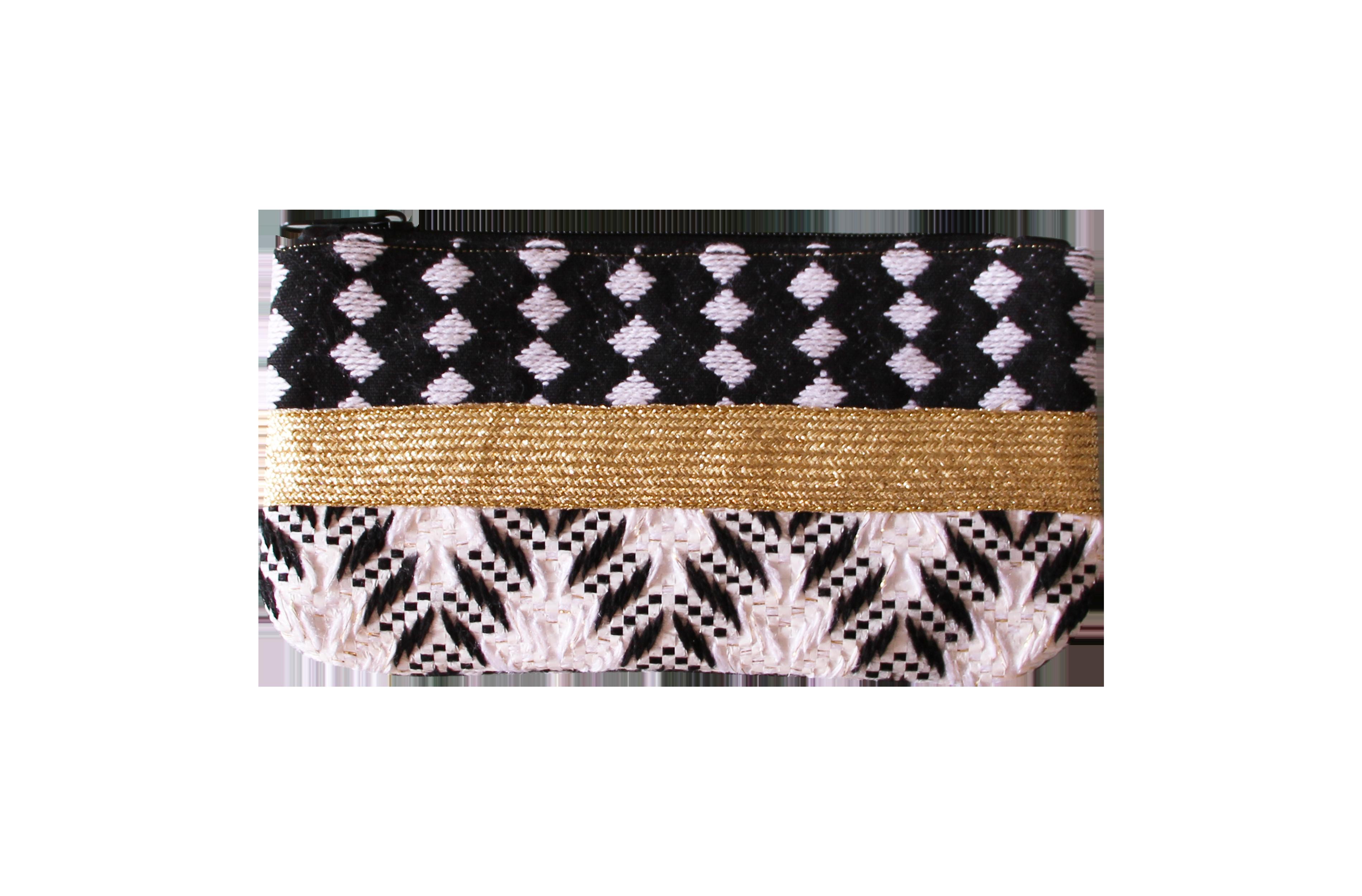wallet black&white