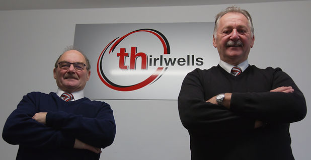 Thirlwells Coaches - Home Page Image