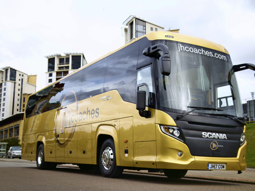 THREE NEW Coaches arriving soon!