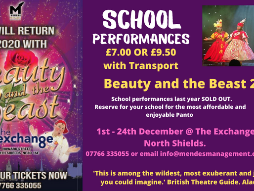 Pantomime Show Available for Schools