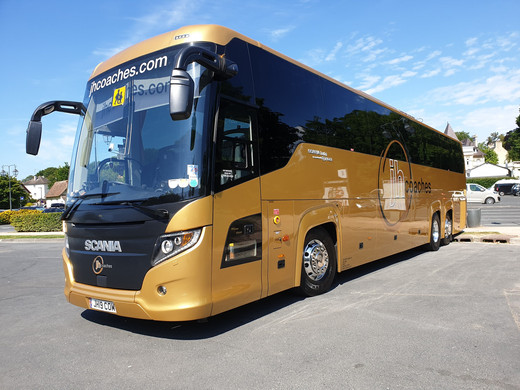 Scania Touring (59 seater)