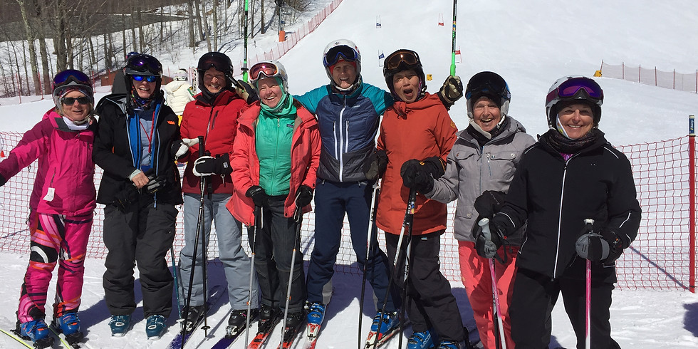 Ski Clinic January 6th with Racing techniques
