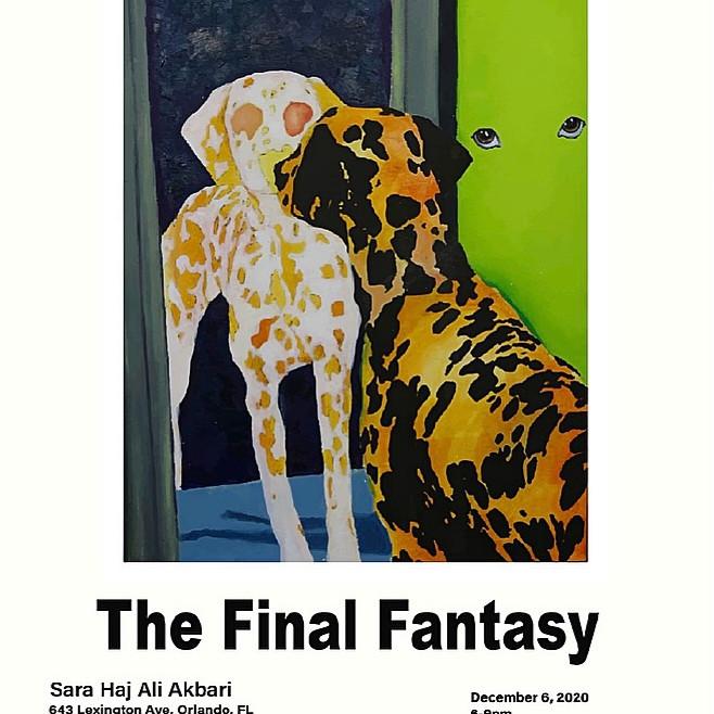 SARA HAJ ALI AKBARI: THE FINAL FANTASY