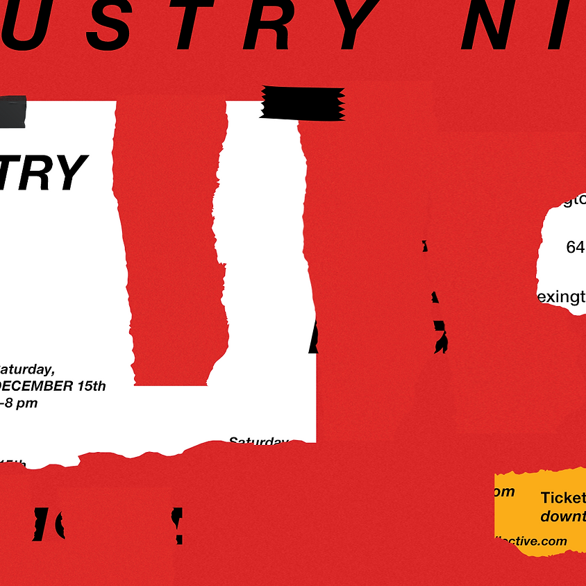 Industry Night @ Downtown Arts Collective