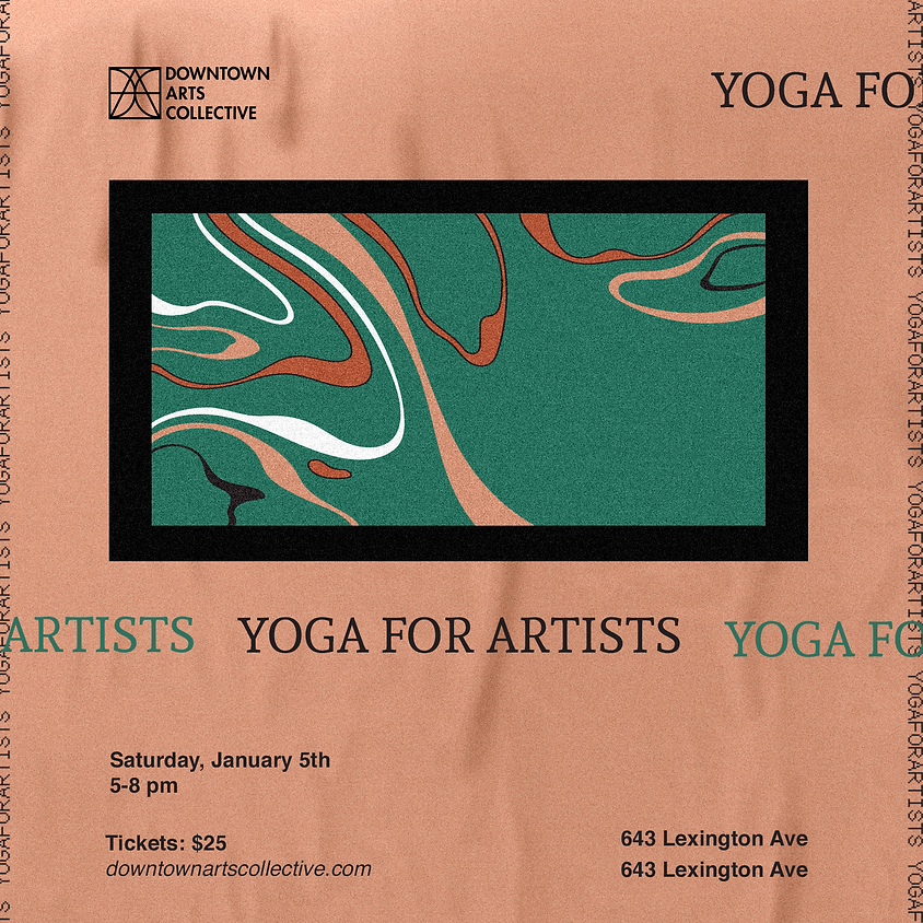 YOGA for Artists