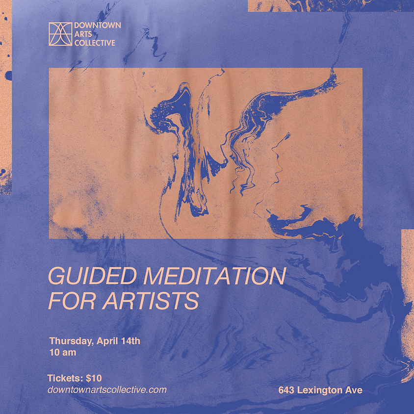 Guided Meditation for Artists