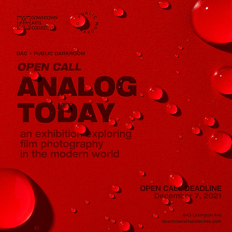 ANALOG TODAY: Film Photography in the Modern World