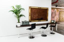 Hair & Makeup Station