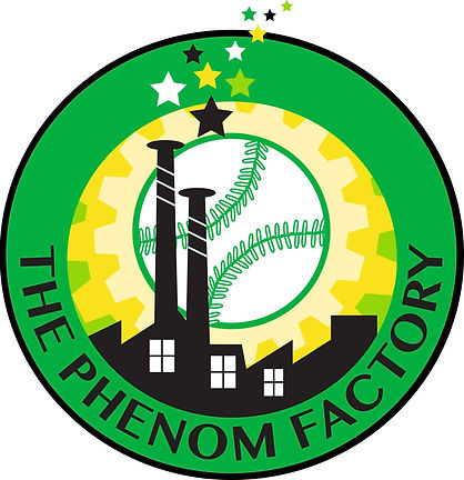 The Phenom Factory logo
