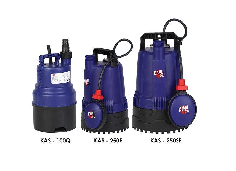 KAS-100Q / 250F / 250SF