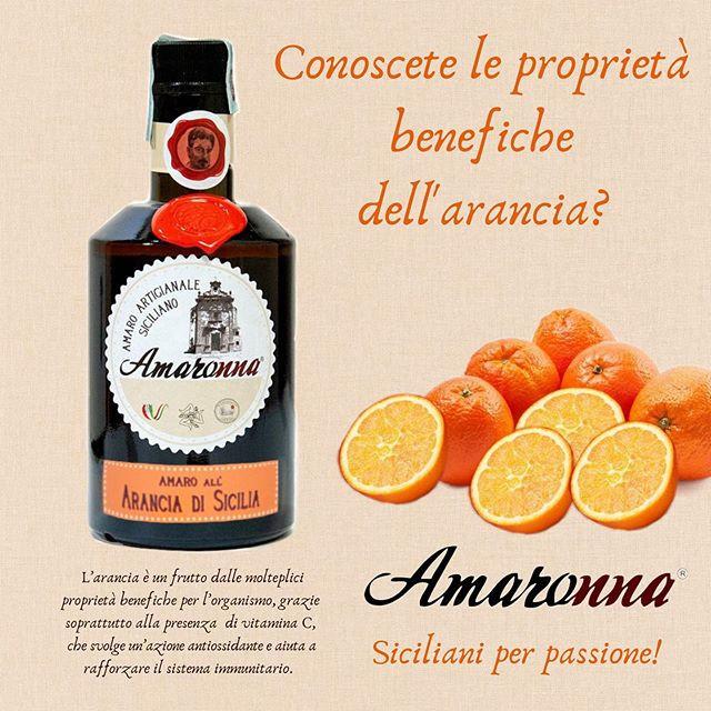 L'arancia è un frutto delle molteplici p