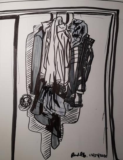door coats