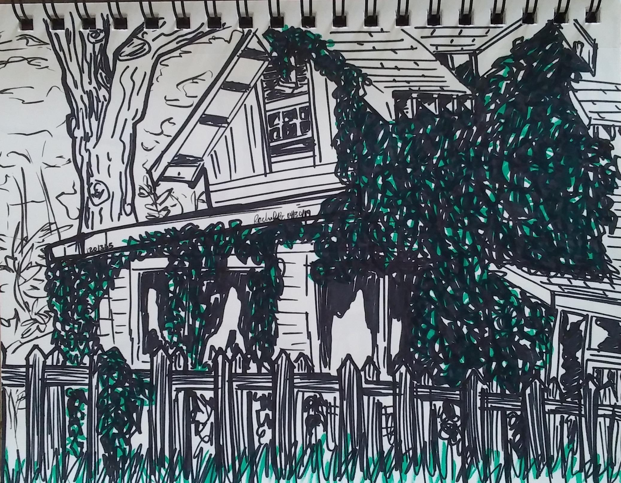Urban Sketchbook