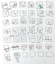 Story thumbnails