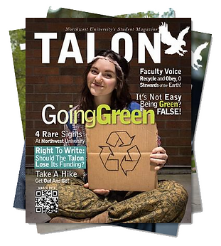 Northwest University's Talon Magazine