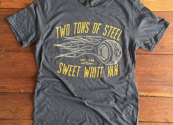 Sweet White Van Tee Shirt