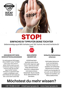 Selbstverteidigungstipps für Frauen