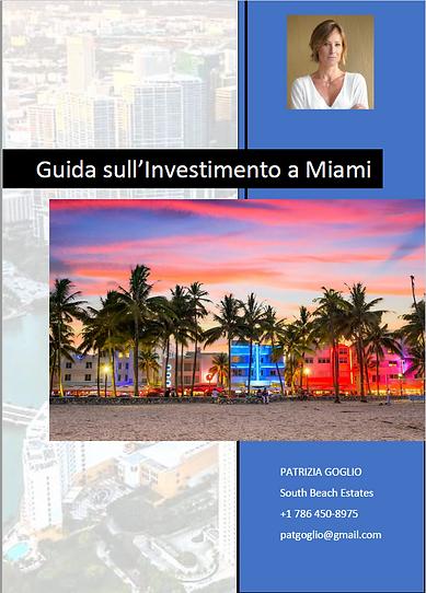 guida gratuita investimeto immobiliare Miami