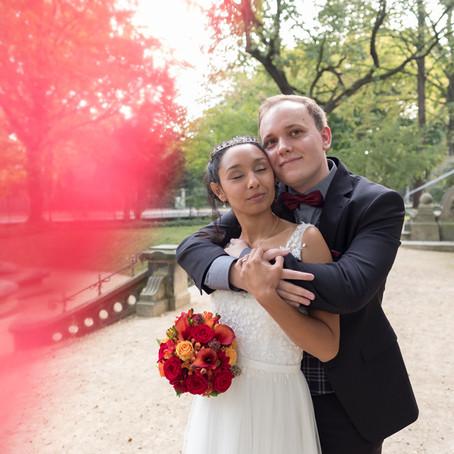 Klassische Hochzeit in Dresden - Heiraten auf dem Standesamt in der Goetheallee