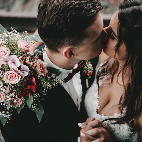Wundervolle Hochzeit auf der Burg Mylau