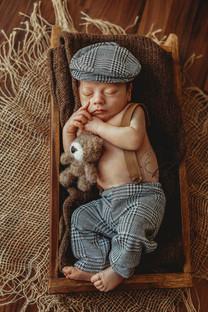 Deine Babyfotografin in Dresden - natürl