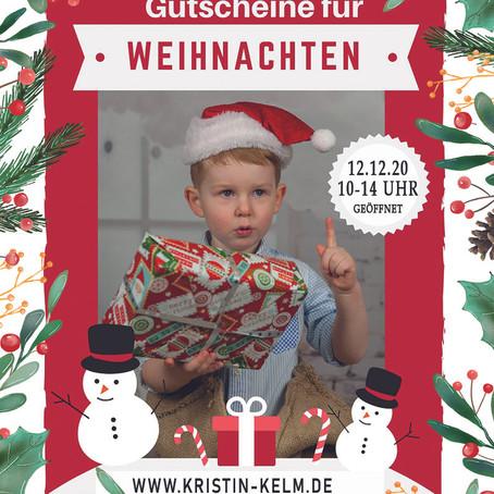 Weihnachtsgeschenk kaufen zur Dorfmeile am Samstag 12.12.2020 10-14 Uhr in Dresden Kleinzschachwitz