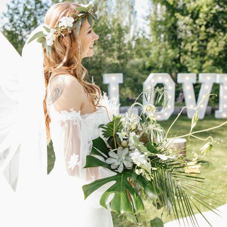 Boho-Wedding Styled Shoot in der Kobermühle in Wittichenau
