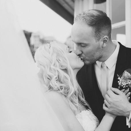 Hochzeit auf der Insel Rügen - heiraten auf der Seebrücke in Sellin