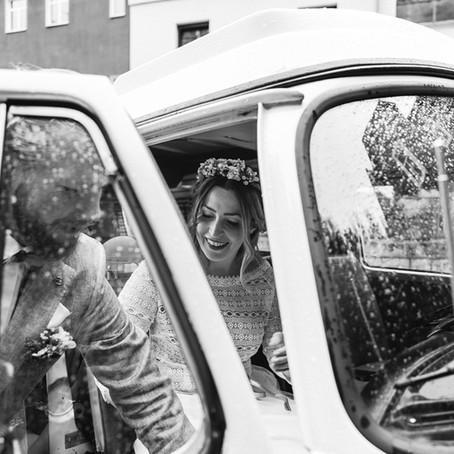 Wundervolle Boho-Vintage Hochzeit im Schloss Eckberg in Dresden