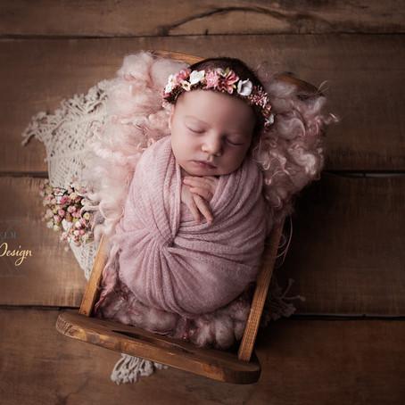 Babyfotos - Fortbildung für Babyfotografin in Dresden