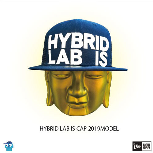 HYBRID LABオリジナルキャップ 2019モデル