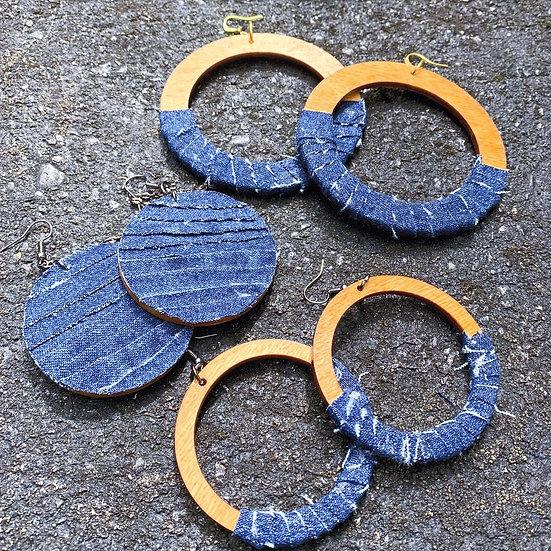 In Those Jeans - Earrings