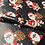 Thumbnail: Black Kente Christmas Wrapping Paper - Gift Wrap & Tag