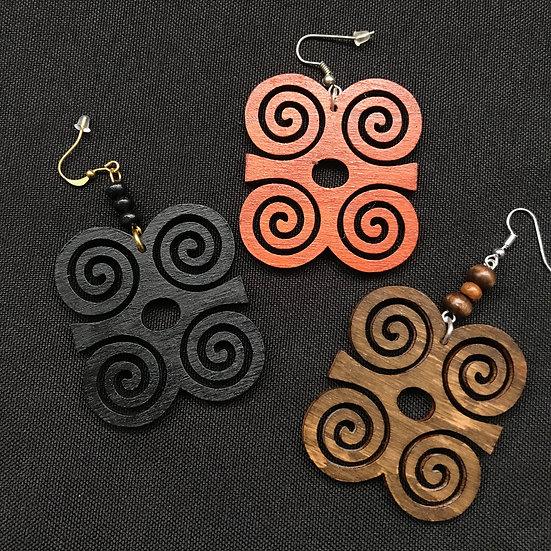 Dwemmenimen earrings - www.venusisland.co.uk