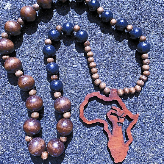 Power & Unity - Beaded Chain
