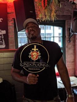 London Kings Rum