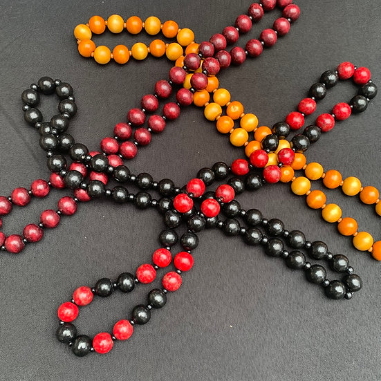 Medium Beaded Chain