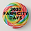 Thumbnail: 2020 Virtual Farm City Days Medallion Hunt Button