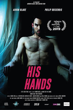 His Hands Poster with Official Tribeca L