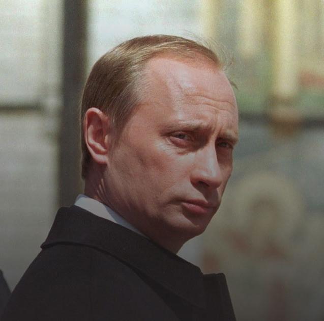 Vladimir Putin 2000 Image