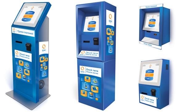 Qiwi Payment Terminals