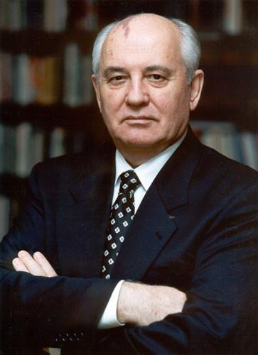 Michael Gorbachev Image